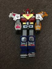 POWER RANGERS DELUXE LOST GALAXY MEGAZORD BANDAI 1998 ROBOT TRANSFORMERS VINTAGE