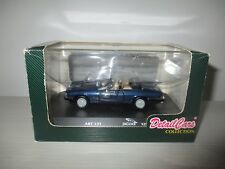 JAGUAR XJS CONVERTIBLE ART.131 BLU SCURO DETAILCARS SCALA 1:43