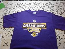 Large- 2004 Western Conference Lakers T- Shirt