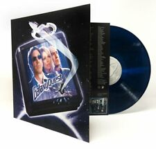 "Galaxy Quest Music from the Motion Picture David Newman Blue ""Galaxy"" Lp Vinyl"
