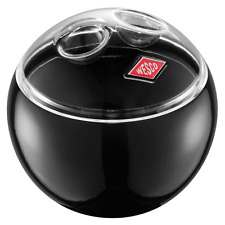WESCO Spacy Mini Bola Latas De Reserva Organizador EN NEGRO CON acryldeckel
