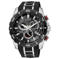 Citizen Eco Drive Mens Limited Perpetual Chrono At Two Tone Watch AT4025-01E