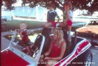 Dune Buggy  Picture Lot  Happy Kids  Vintage Images / (4) Slides  Great Classic