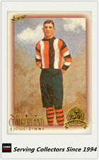 1996 Select AFLInaugural Hall Of Fame Card HF9 Vic Cumberland (St. Kilda)