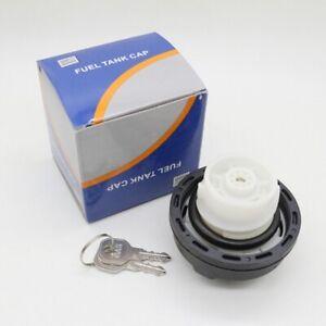 Locking Gas Fuel Cap W/2 KEY For 2001-2016 Chrysler Jeep Dodge 05278655AB