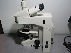Zeiss Axioskop 2 Mot plus Microscope