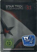 Star Trek Raumschiff Enterprise Season 3.1 Steelbook Neu OVP Sealed Deutsche Aus
