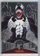 2017 Fleer ultra Spider-man Marvel metal COMPLETE SET (Read description)