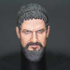1/6 Hot Toys Head Sculpt - 300 King Leonidas