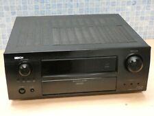 DENON AVR-3310, 5 HDMI INPUT DOLBY 7.1 NETWORK HOME CINEMA RECEIVER AMPLIFIER