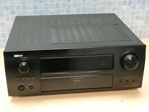 DENON AVR-3310, 5 HDMI INPUT DOLBY 7.1 NETWORK HOME CINEMA RECEIVER AMPLIFIER