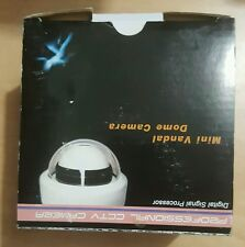 """Hawk-I HAWK-345CD 1/3"""" Sony Super HAD CCD High Res Color Dome Security Camera"""