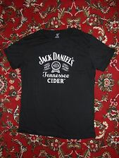 Jack to the core Men's/Women's Jack Daniels Cider T-Shirt Size M (Never worn)