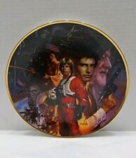 Vintage 1992 Star Wars A New Hope Plate By Morgan The Hamilton Collection #0919A