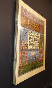 Rare / Bilibine Contes Russes 6 volumes complets, 1976 farandole,
