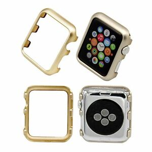 Protective Case For Apple Watch Cover Series 1 2 3 38 42mm Shell iWatch Bumper