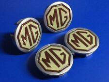 MG ROVER F TF ALLOY WHEEL CENTRE FINISHER CAPS DTC100630 54MM ZR ZS MGF MGTF