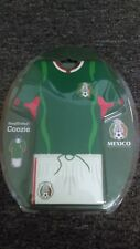 Mexico FMF Bottle Coozie - Official Licensed Product - Home Jersey-Green