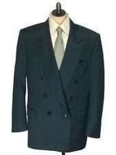 Canali Men's 100% Wool Regular Jacket Double Breasted Blazers & Sport Coats