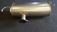 2004-2014 TOYOTA SIENNA 3.3 & 3.8L ENG 2WD STAINLESS STEEL REAR MUFFLER ASSEMBLY