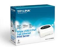 Print server TP-LINK TL-PS110U Server di stampa - 1 USB 2.0  - 10/100 ethernet