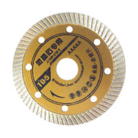Alloy Steel 4'' Diamond Ceramic Saw Blade Cutting Circular Disc Tile Cutter