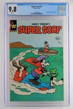 Super Goof #73 -MINT- CGC 9.8 NM/MT - Whitman 1984 - Single HIGHEST GRADE!!!
