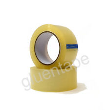 """2.5 mil Clear Carton Sealing Packing Tape 2"""" x 330' / 48 mm x 110 yds (36 Rolls)"""