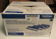 Brother HL-3040CN MFC-9010CN DR210CL DR-210CL 3 Included 1 Black / 2 C Y N