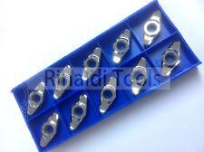 10 x Wendeplatten VCGT/VCGX 220530-AL K10 für ALU NEU!! Mit Rechnung!!