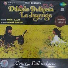 Dilwale Dulhania Le Jayenge DDLJ (rare LP) Indian Bollywood vinyl OOP sealed NEW