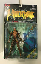 Witchblade Action Figure Kenneth Irons Clayburn Moore Action Collectibles