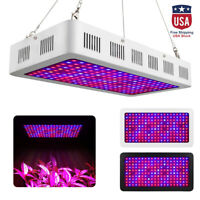 2000W LED Grow Light Full Spectrum Lamp for Hydroponics Plant Veg Flower Indoor
