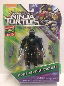 "2016 Playmates Teenage Mutant Ninja Turtles Out of The Shadows ""THE SHREDDER"""