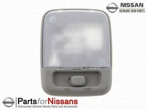 Genuine Nissan Overhead Dome Room Lamp Fits Many NEW OEM