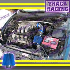 93 94 95 96 97 FORD PROBE GT MAZDA MX6 626 2.5L V6 AIR INTAKE KIT Blue TB