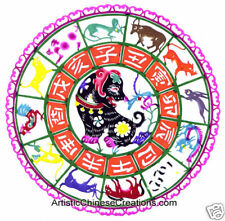 Chinese Folk Art Chinese Paper Cuts: Chinese Zodiac Art