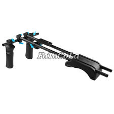 FOTGA DP3000 handle grip 15mm rail rod plate shoulder support rig f follow focus