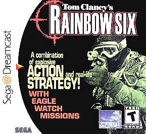 Rainbow Six Dc GAME NEW