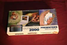 ULTIMATE 2000 VGA TO TV CONVERTER with PRESENTER MOUSE