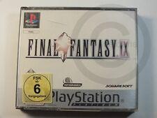 !!! PLAYSTATION PS1 SPIEL Final Fantasy IX, gebraucht aber GUT/OK !!!
