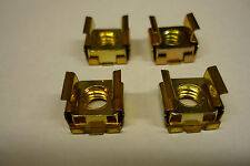 ROOF RACK CLAMP M6 CAGE NUTS(4) $12.80 POSTED FREE Suits RHINO RSS, ROLA RM,RMX