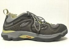 Salomon Tiana Walking Trail Hiking Shoes Grey Womens 106401 Size 8.5