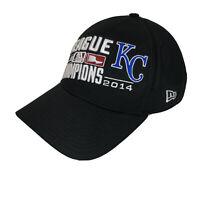 New Era 39thirty Kansas City Royals KC League Champions 2014 Flex Fitted Hat Cap