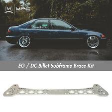 MPC Motorsport EG / DC Subframe Brace Honda Civic Acura Integra [Silver] - USA