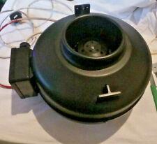 RAM 125mm Inline Fan