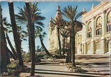 BF20337 monte carlo le casino a travers les palmiers de  france front/back image