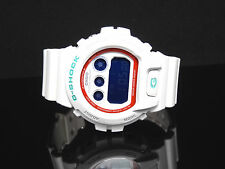 Casio G-Shock DW6900SN-7ER Chronograph White Dial and Band Men's Watch