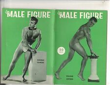 The MALE FIGURE muscle gay interest magazine/JOHN BROEILO Volume 15