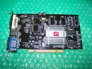 Sapphire ATi Radeon 9250 PCI Graphic Card DVI/VGA/TVO, PCI (not PCIe), Tested